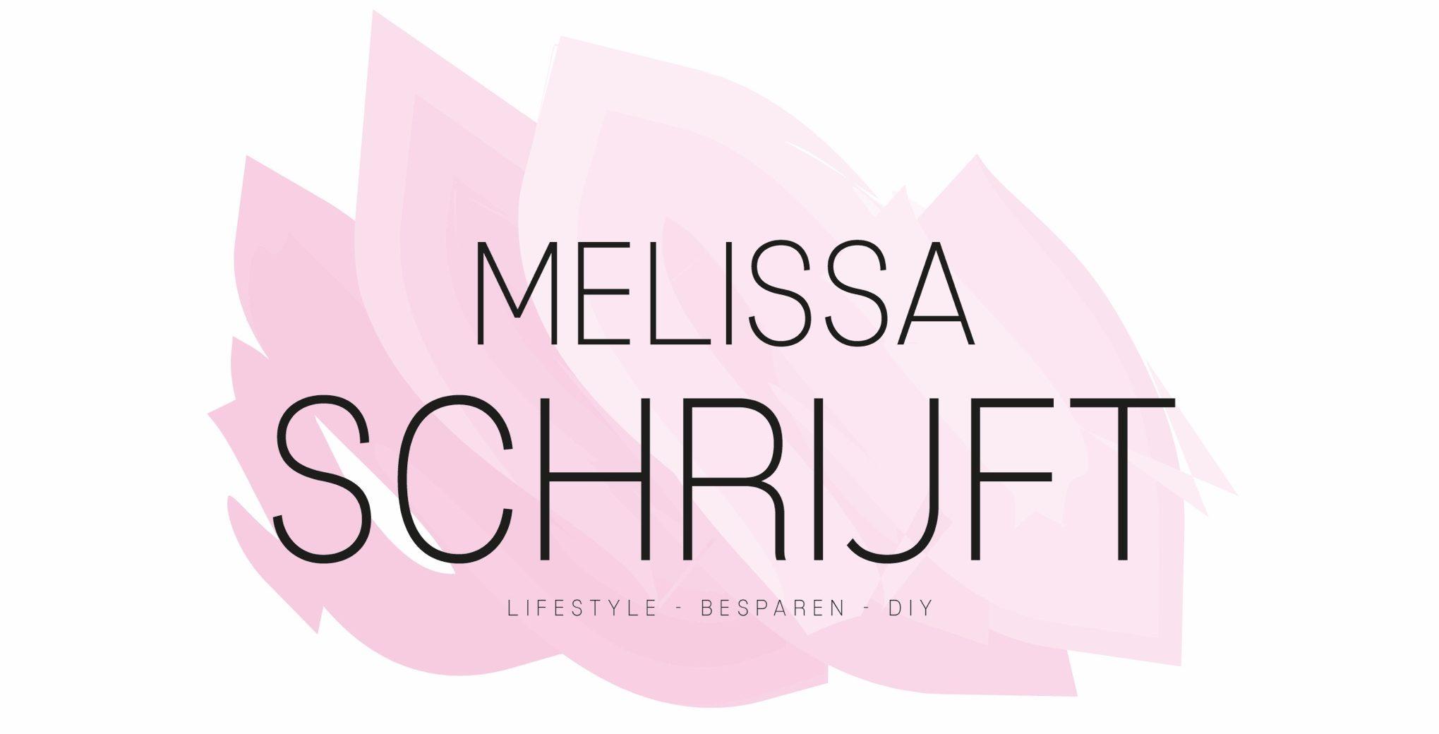 Melissaschrijft